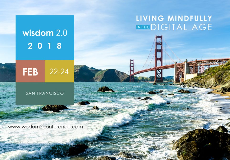 Press Release: Strozzi Institute Sponsors Embodiment Lounge at Wisdom 2.0